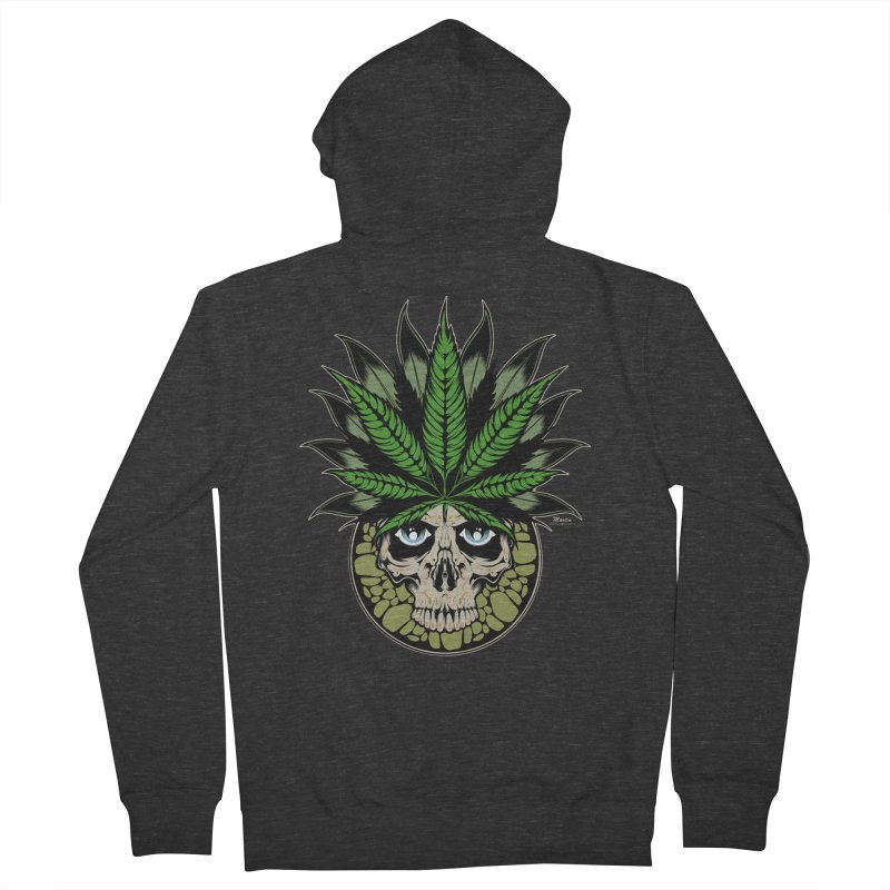 Smokin' Women's Zip-Up Hoody by EngineHouse13's Artist Shop