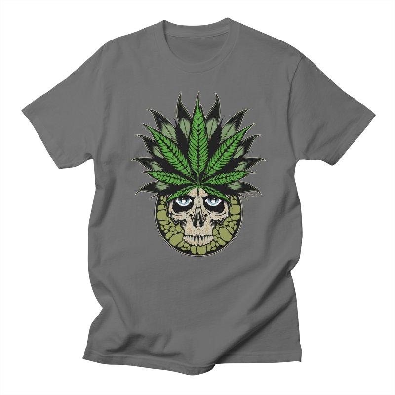 Smokin' Men's T-Shirt by EngineHouse13's Artist Shop