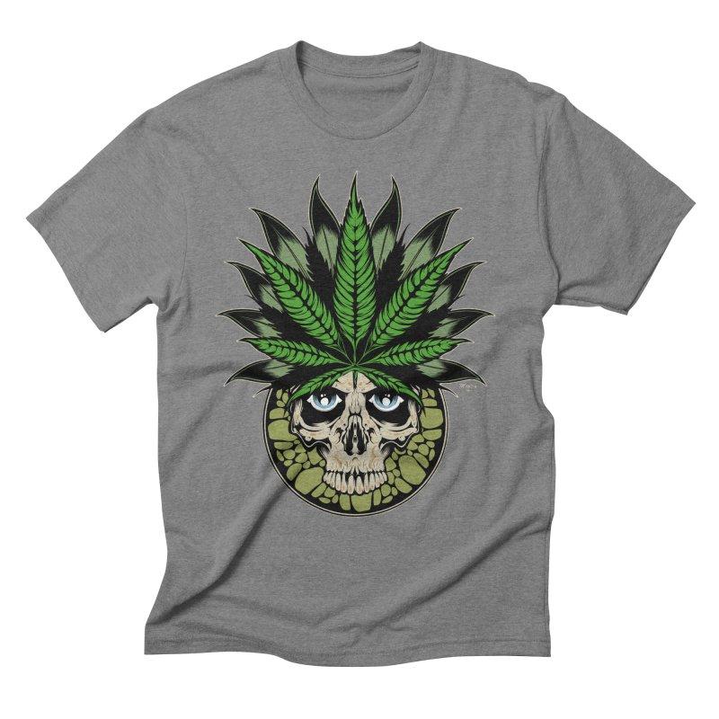 Smokin' Men's Triblend T-shirt by EngineHouse13's Artist Shop