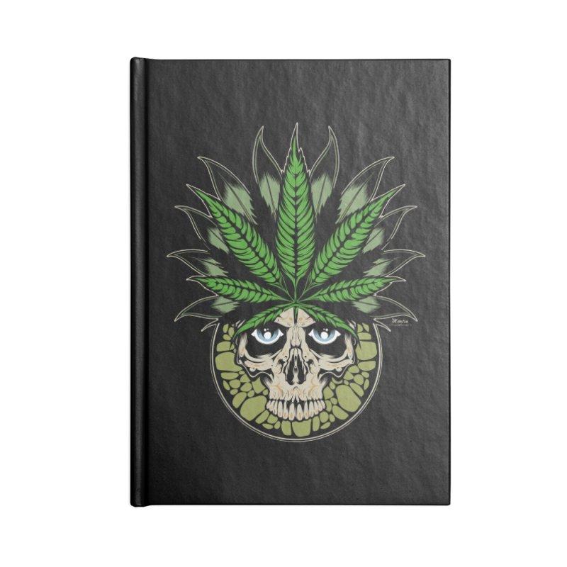 Smokin' Accessories Notebook by EngineHouse13's Artist Shop