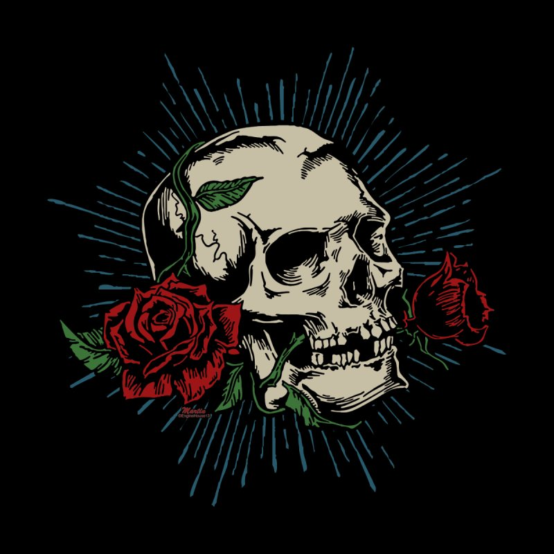 Roses of Death by EngineHouse13's Artist Shop