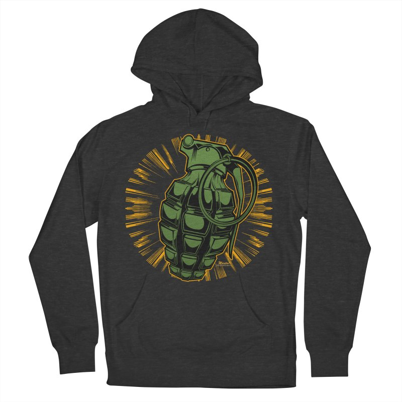 BOOM!!! Men's Pullover Hoody by EngineHouse13's Artist Shop