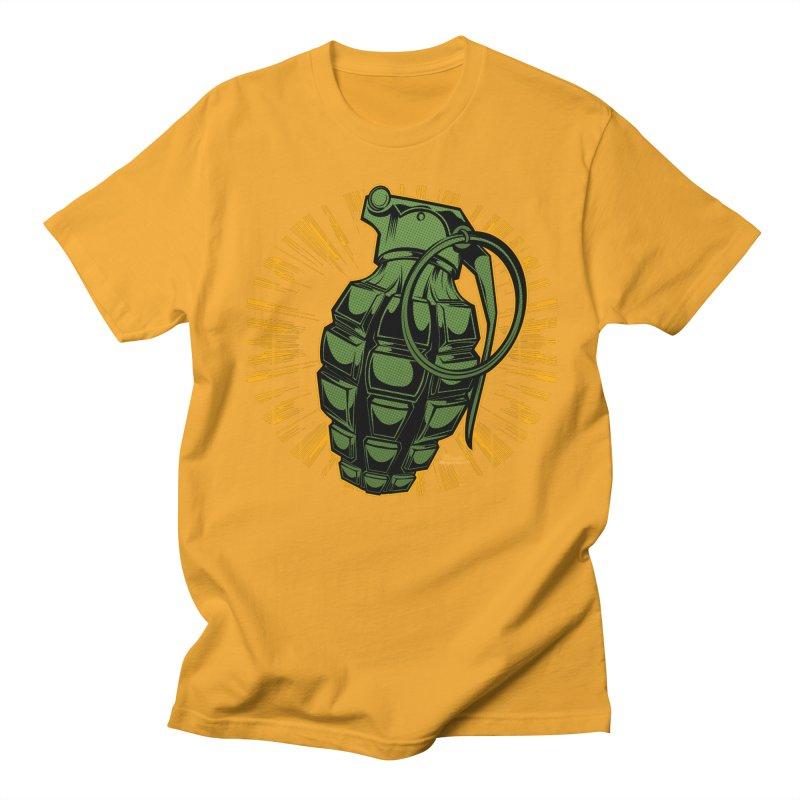 BOOM!!! Women's Unisex T-Shirt by EngineHouse13's Artist Shop