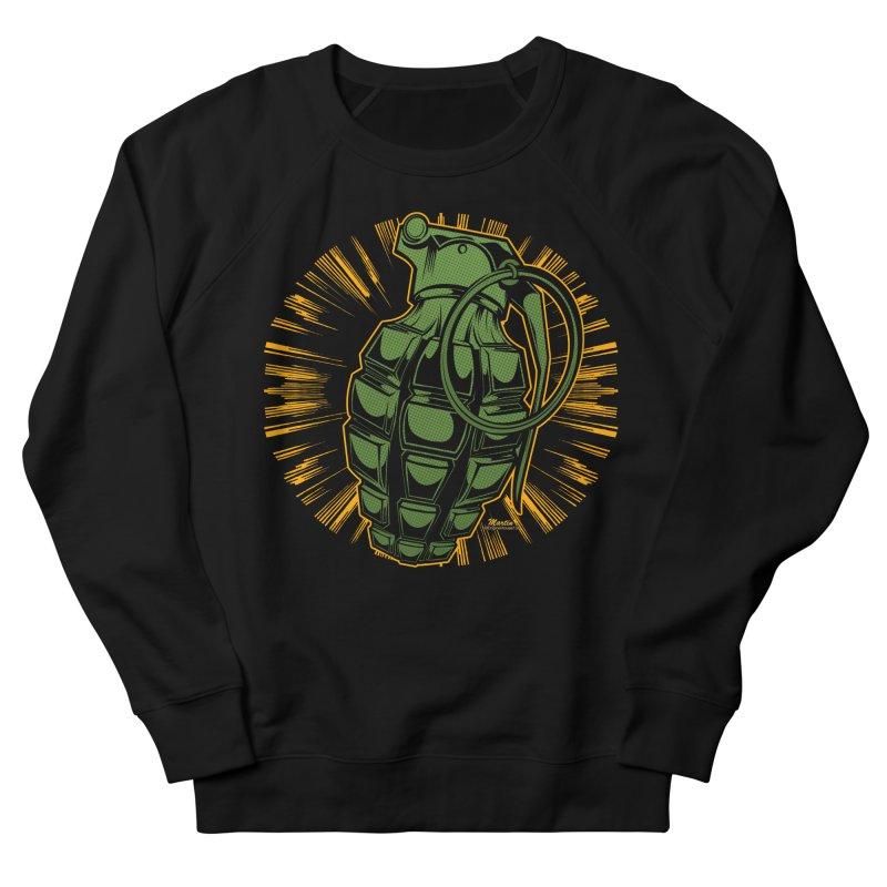 BOOM!!! Women's Sweatshirt by EngineHouse13's Artist Shop