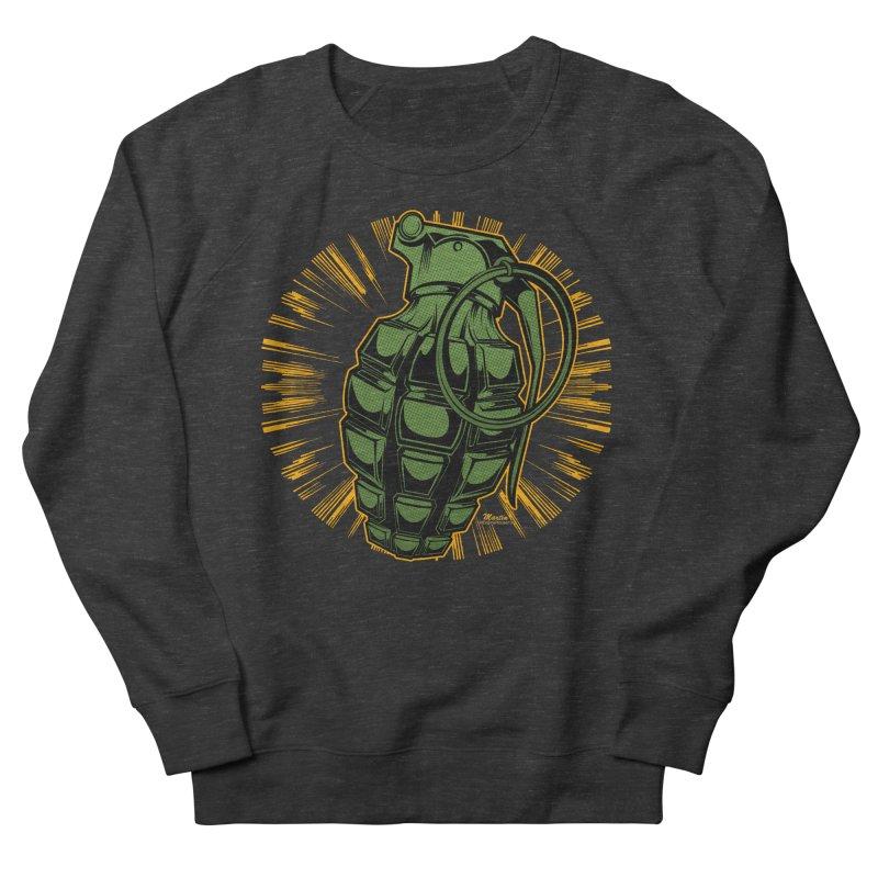 BOOM!!! Men's Sweatshirt by EngineHouse13's Artist Shop