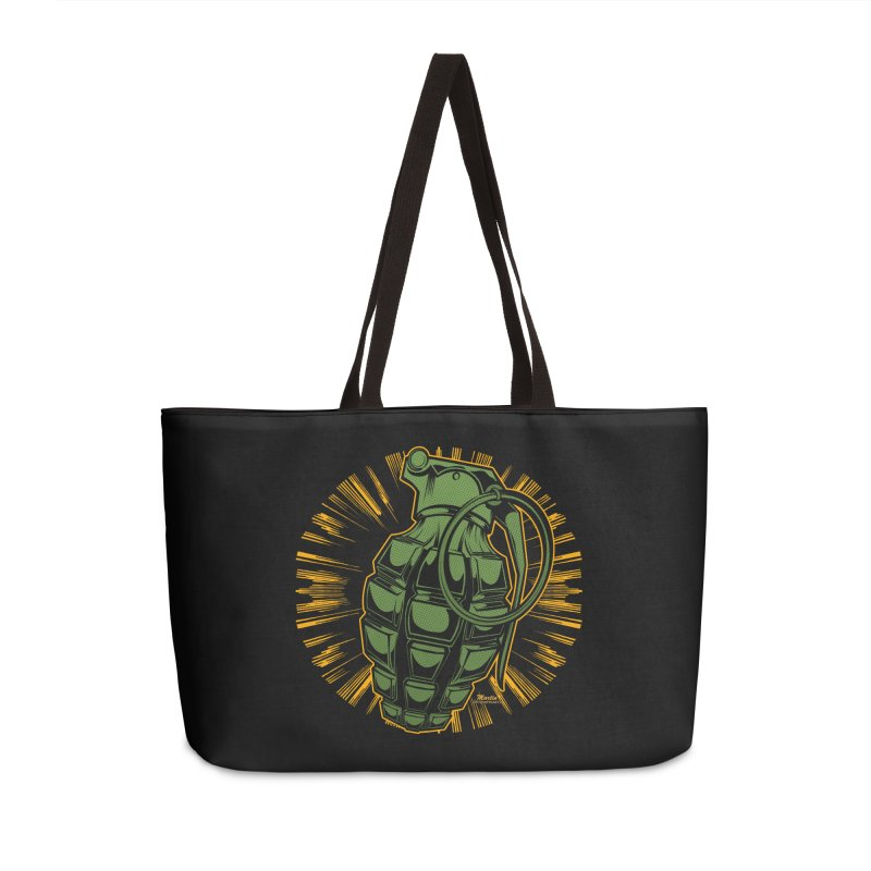 BOOM!!! Accessories Bag by EngineHouse13's Artist Shop