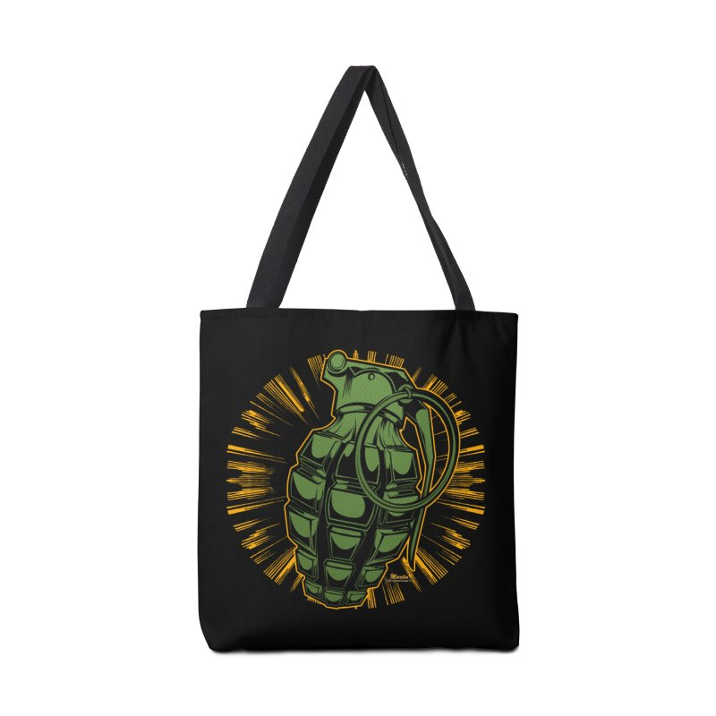 BOOM!!! Accessories Tote Bag Bag by EngineHouse13's Artist Shop