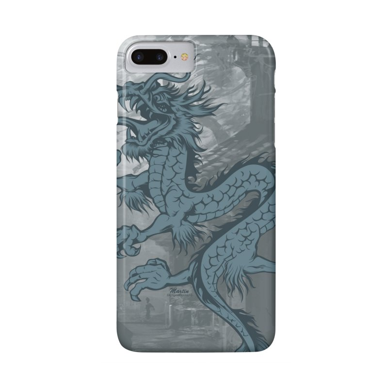 Dragon Accessories Phone Case by EngineHouse13's Artist Shop