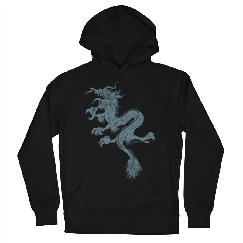 Dragon Women's Pullover Hoody by EngineHouse13's Artist Shop
