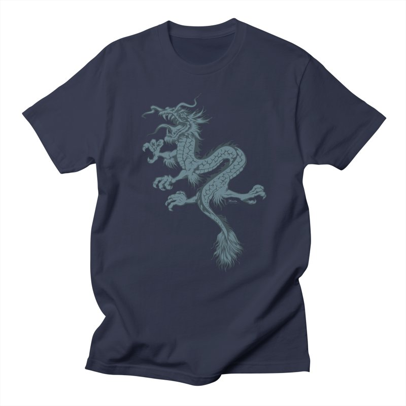Dragon Women's Unisex T-Shirt by EngineHouse13's Artist Shop