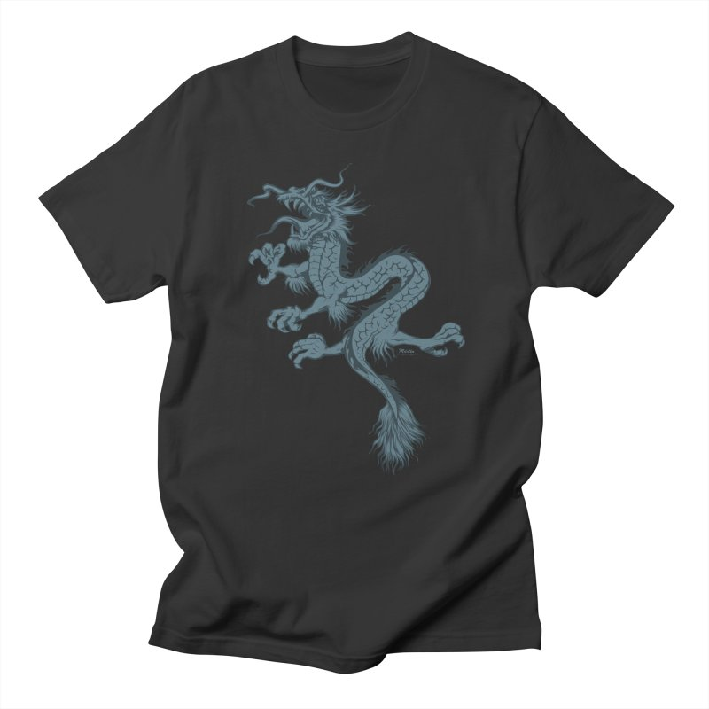 Dragon Men's T-shirt by EngineHouse13's Artist Shop