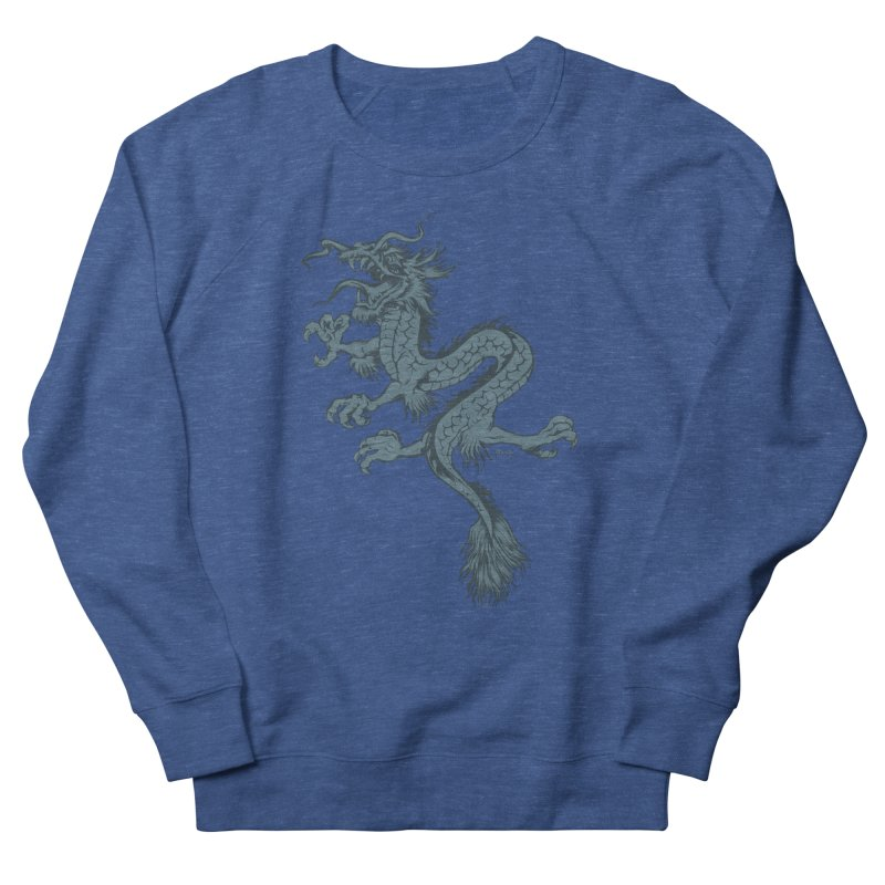 Dragon Women's Sweatshirt by EngineHouse13's Artist Shop