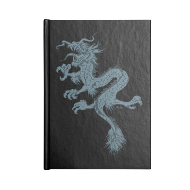 Dragon Accessories Notebook by EngineHouse13's Artist Shop