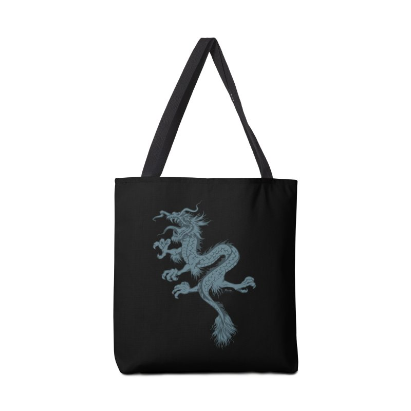 Dragon Accessories Bag by EngineHouse13's Artist Shop