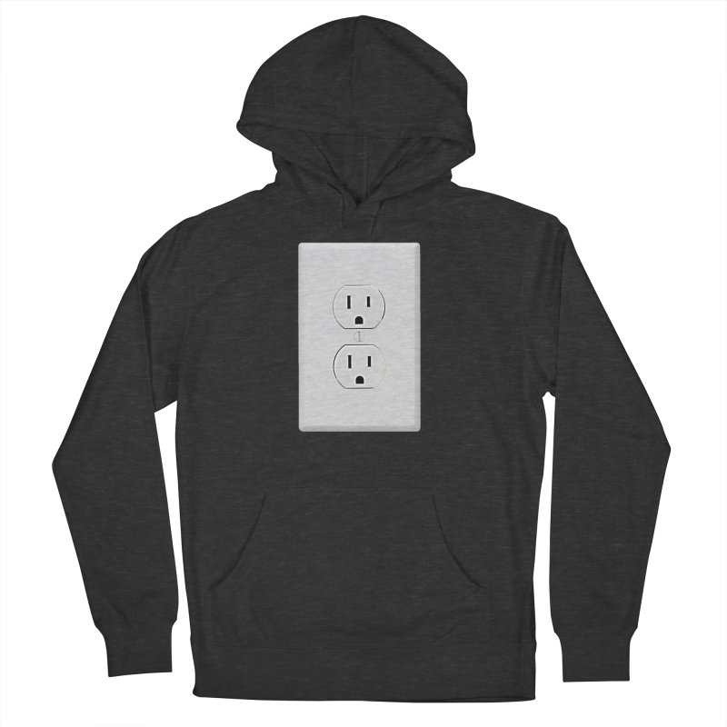Plug In Women's Pullover Hoody by EngineHouse13's Artist Shop