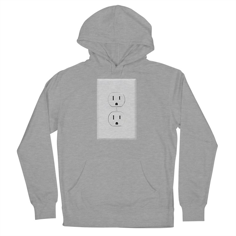 Plug In Men's Pullover Hoody by EngineHouse13's Artist Shop