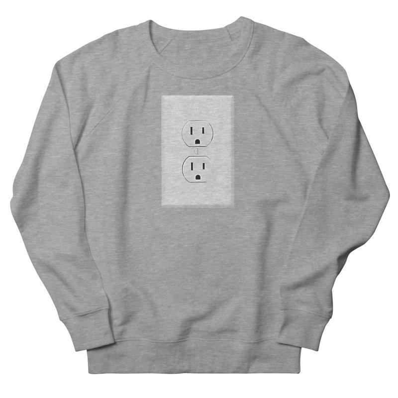 Plug In Men's Sweatshirt by EngineHouse13's Artist Shop