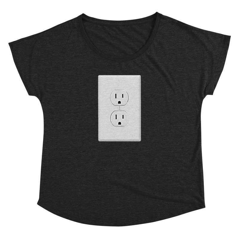 Plug In Women's Dolman by EngineHouse13's Artist Shop
