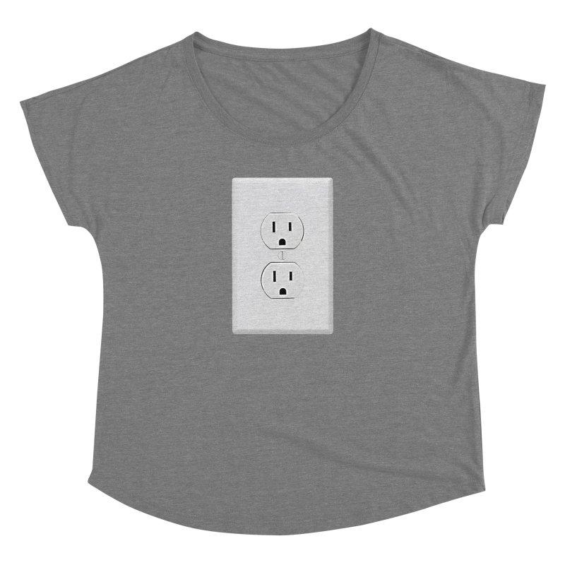 Plug In Women's Dolman by EngineHouse13's Artist Shop