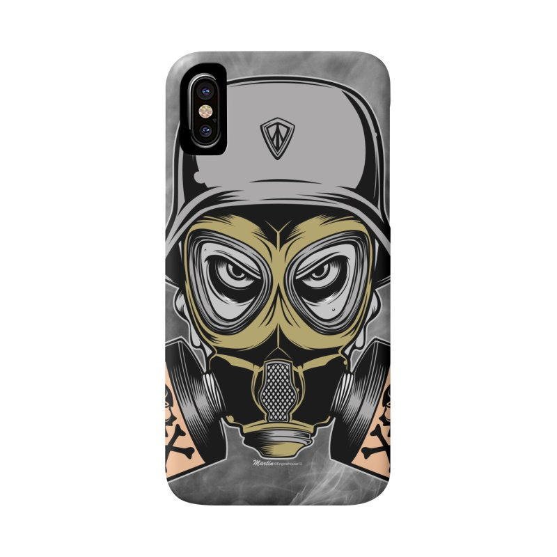Gassed Accessories Phone Case by EngineHouse13's Artist Shop