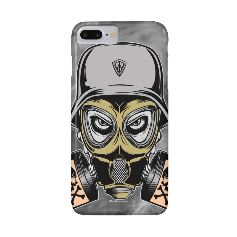 Gassed in iPhone 7 Plus Phone Case Slim by EngineHouse13's Artist Shop