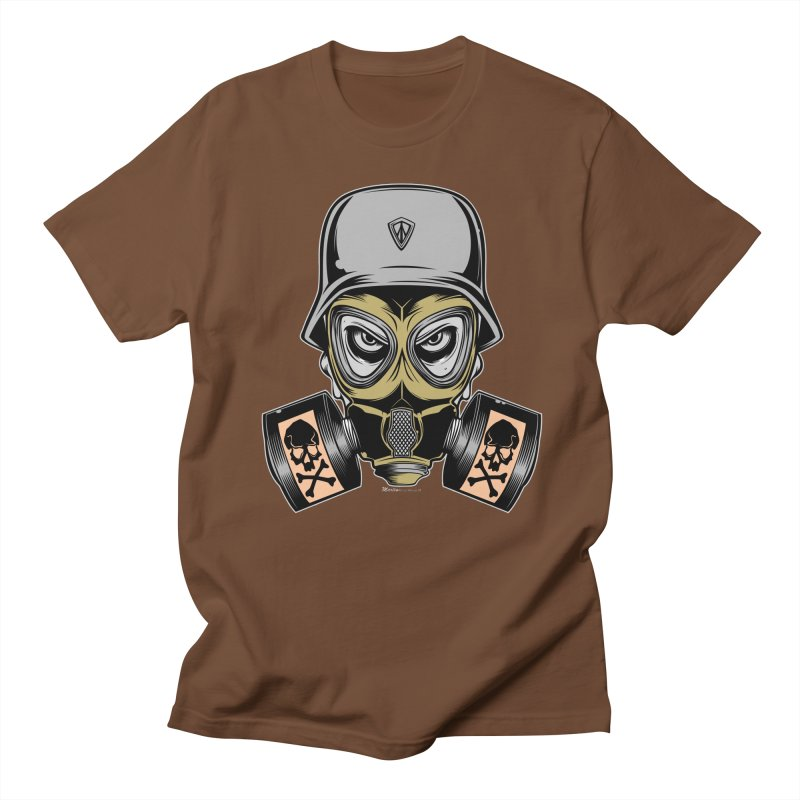 Gassed Men's T-shirt by EngineHouse13's Artist Shop