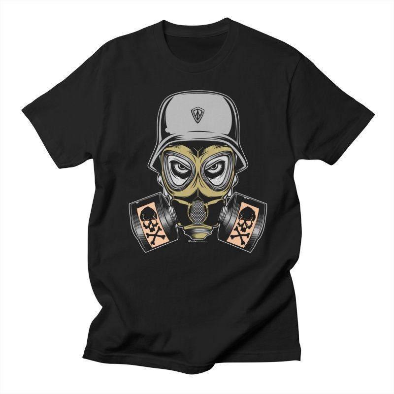 Gassed Women's Unisex T-Shirt by EngineHouse13's Artist Shop