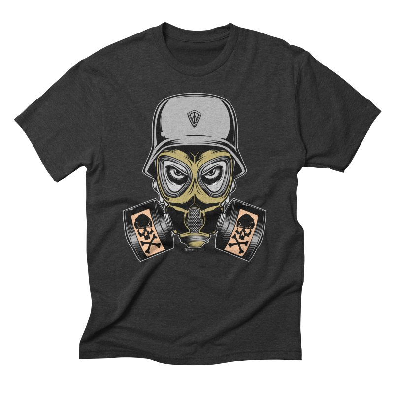 Gassed Men's Triblend T-Shirt by EngineHouse13's Artist Shop