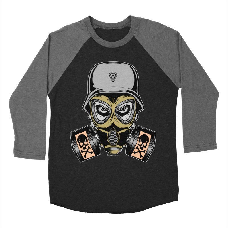 Gassed Men's Baseball Triblend T-Shirt by EngineHouse13's Artist Shop