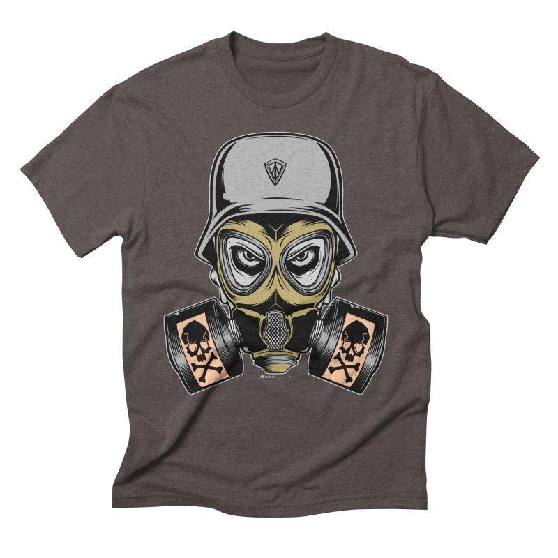 Gassed Men's Triblend T-shirt by EngineHouse13's Artist Shop
