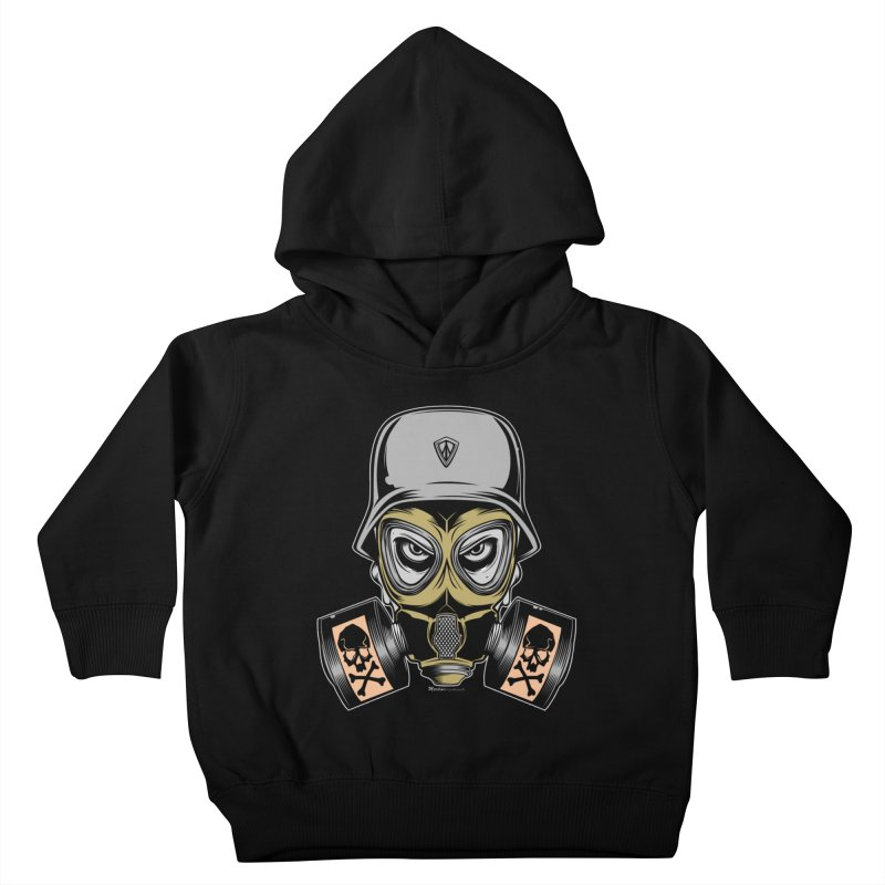 Gassed Kids Toddler Pullover Hoody by EngineHouse13's Artist Shop