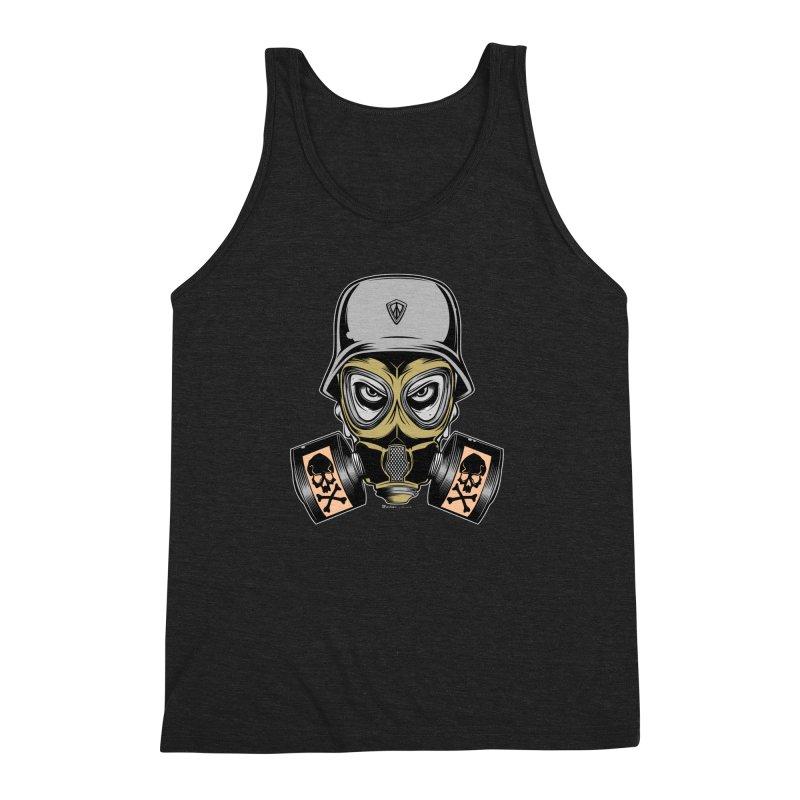 Gassed Men's Triblend Tank by EngineHouse13's Artist Shop