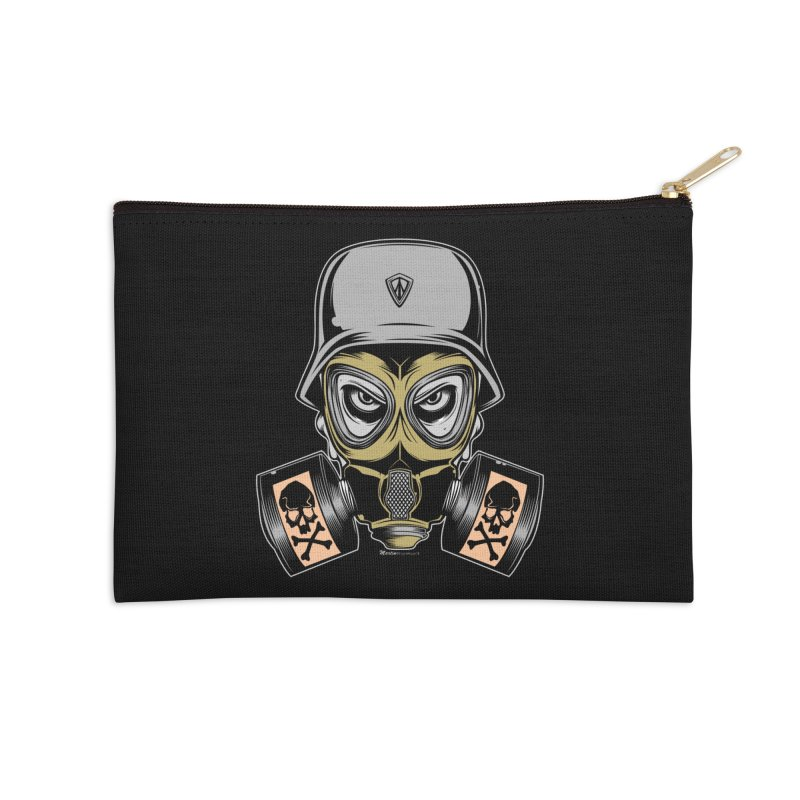 Gassed Accessories Zip Pouch by EngineHouse13's Artist Shop