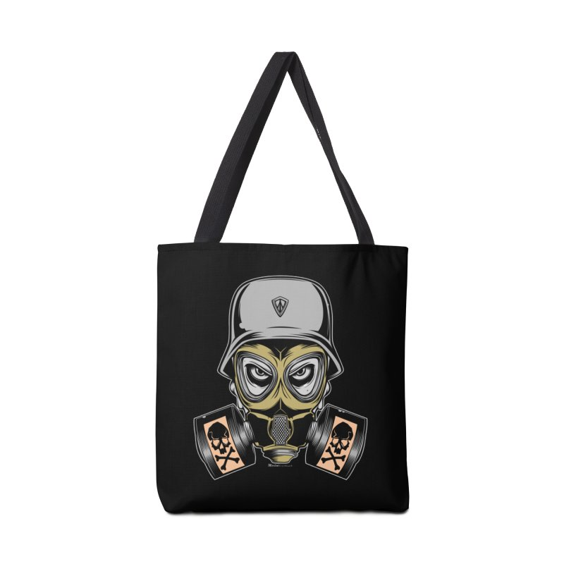 Gassed Accessories Tote Bag Bag by EngineHouse13's Artist Shop