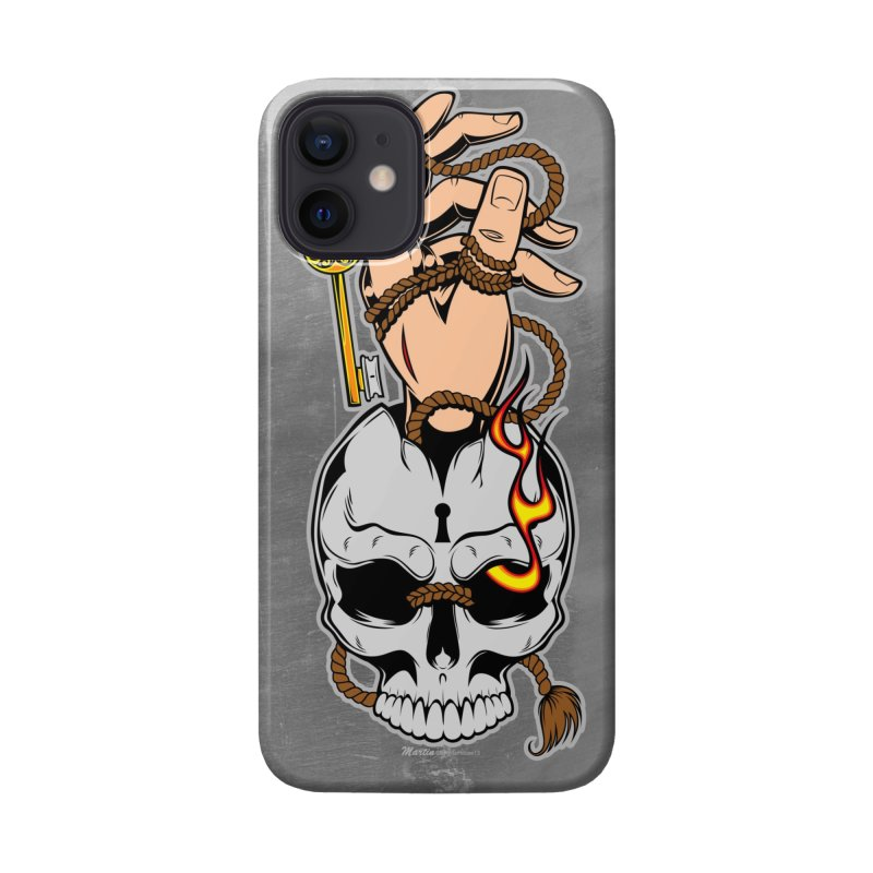 the Key Accessories Phone Case by EngineHouse13's Artist Shop