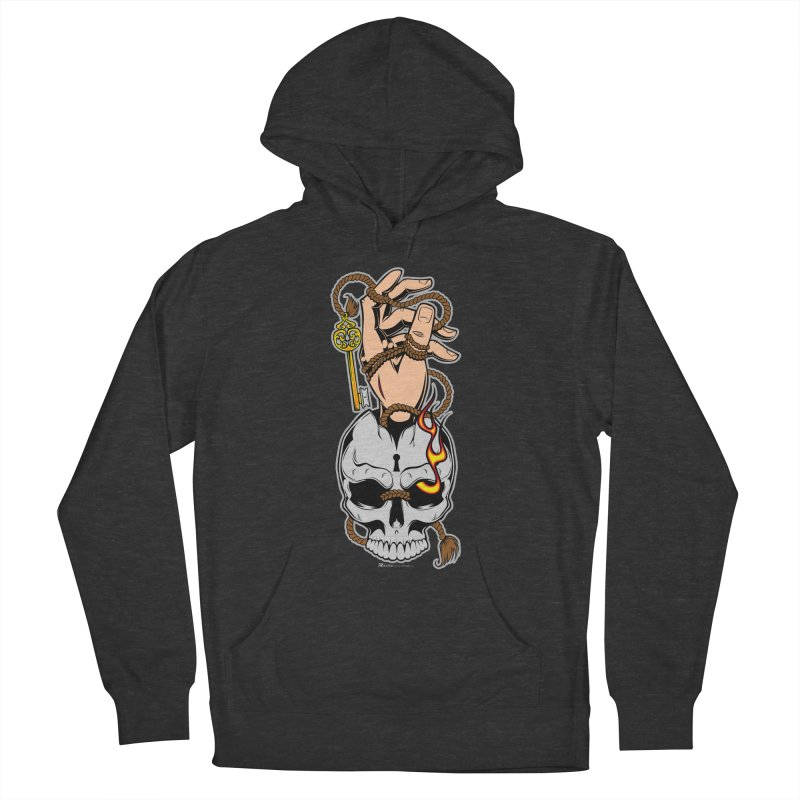 the Key Women's Pullover Hoody by EngineHouse13's Artist Shop