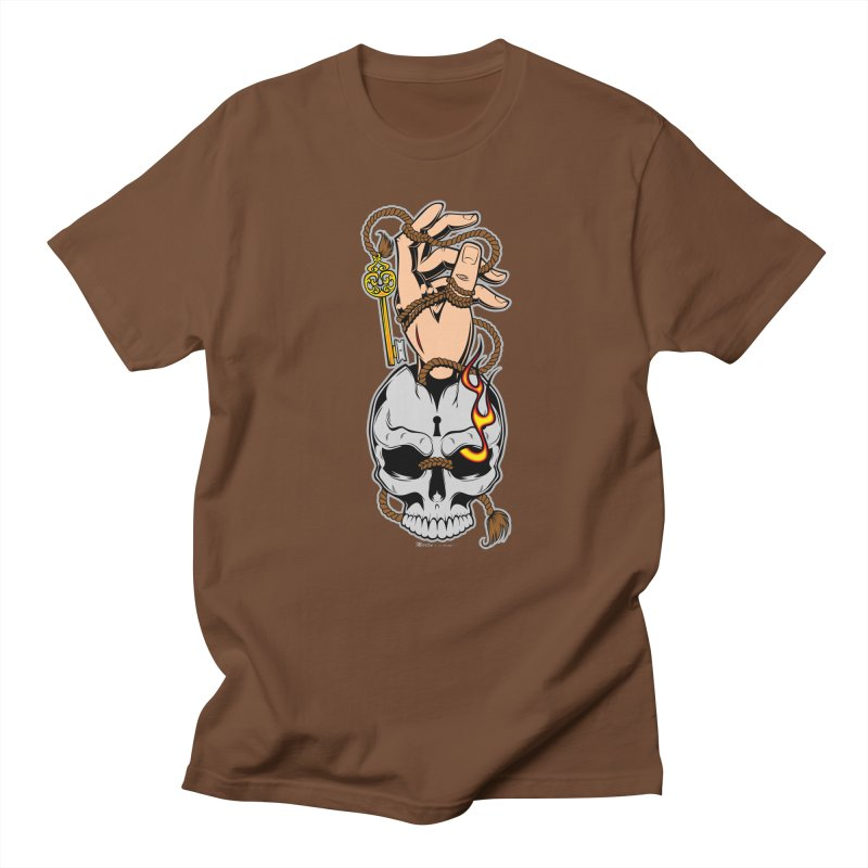 the Key Men's T-shirt by EngineHouse13's Artist Shop