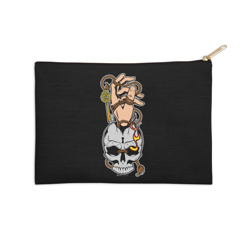 the Key Accessories Zip Pouch by EngineHouse13's Artist Shop