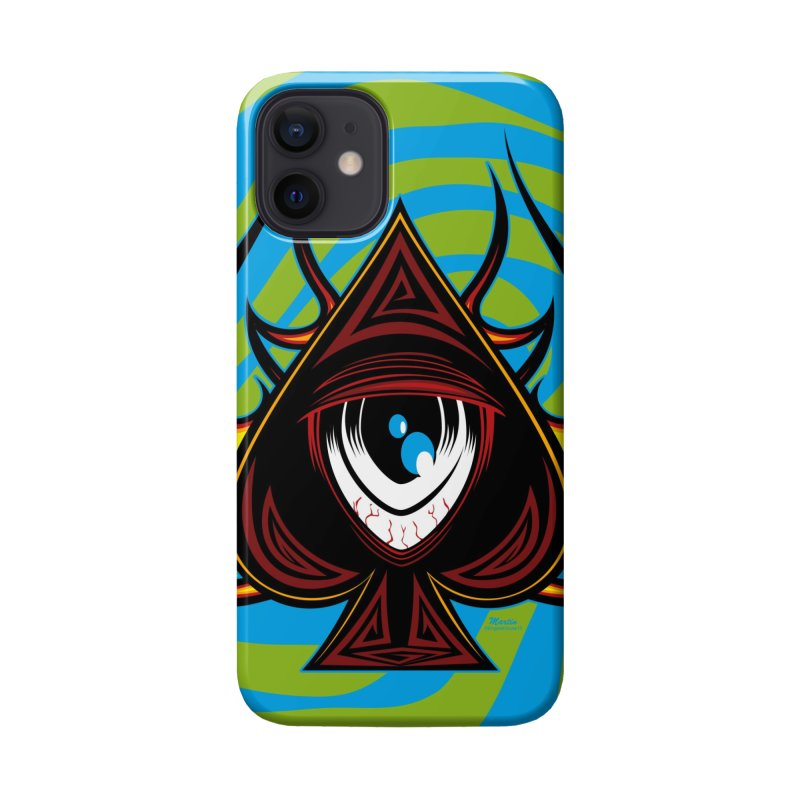 Spade Ball Accessories Phone Case by EngineHouse13's Artist Shop