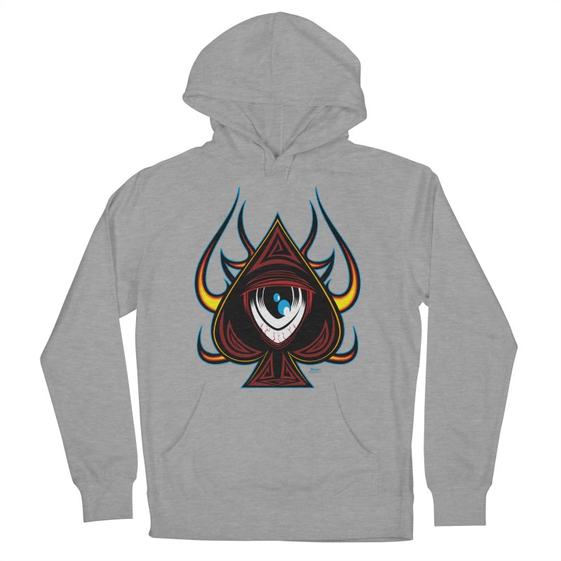 Spade Ball Men's Pullover Hoody by EngineHouse13's Artist Shop