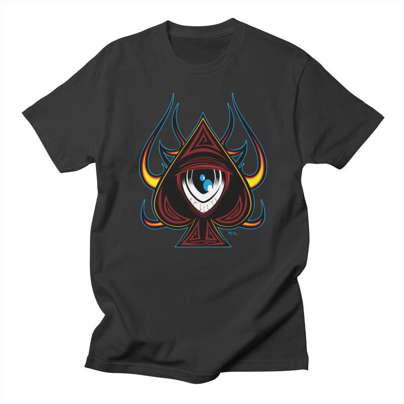 Spade Ball Women's Unisex T-Shirt by EngineHouse13's Artist Shop