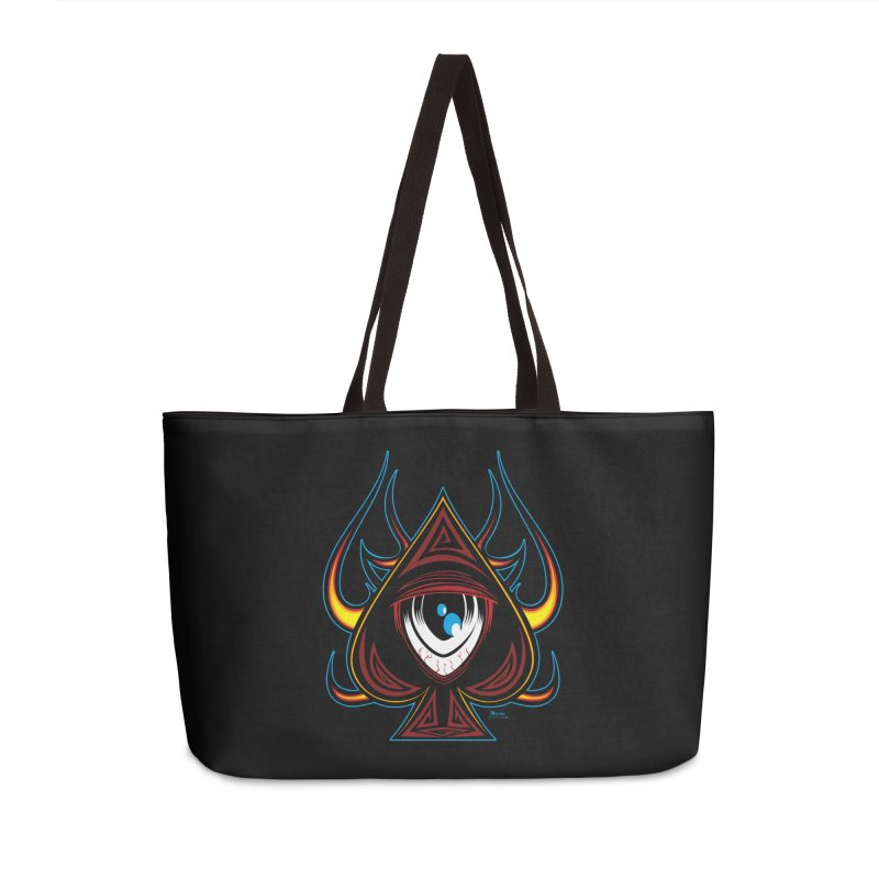 Spade Ball Accessories Bag by EngineHouse13's Artist Shop