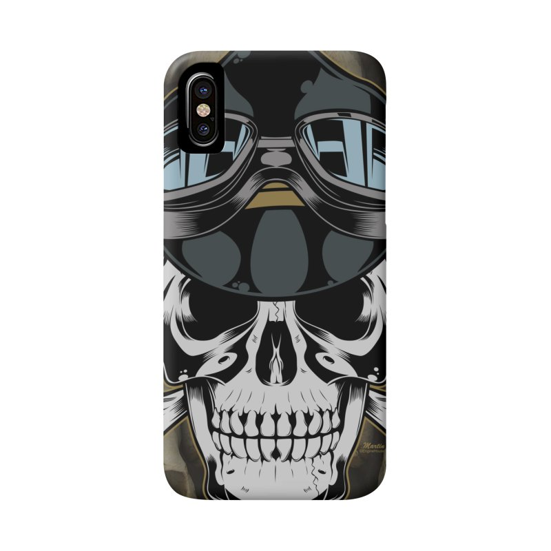 the Rebel Accessories Phone Case by EngineHouse13's Artist Shop
