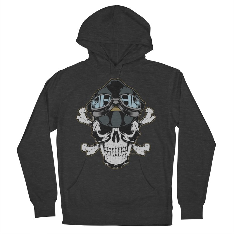 the Rebel Women's Pullover Hoody by EngineHouse13's Artist Shop