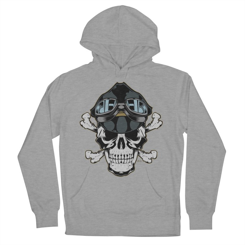 the Rebel Men's Pullover Hoody by EngineHouse13's Artist Shop