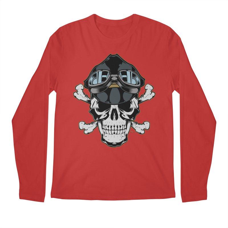 the Rebel Men's Longsleeve T-Shirt by EngineHouse13's Artist Shop