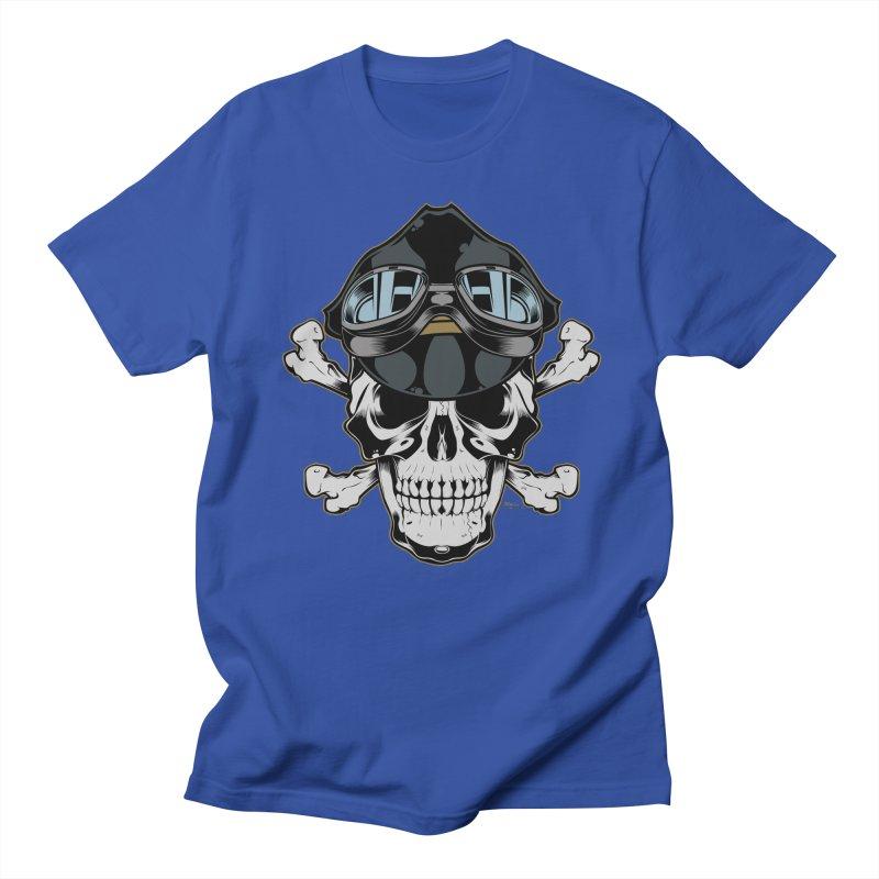 the Rebel Men's T-shirt by EngineHouse13's Artist Shop