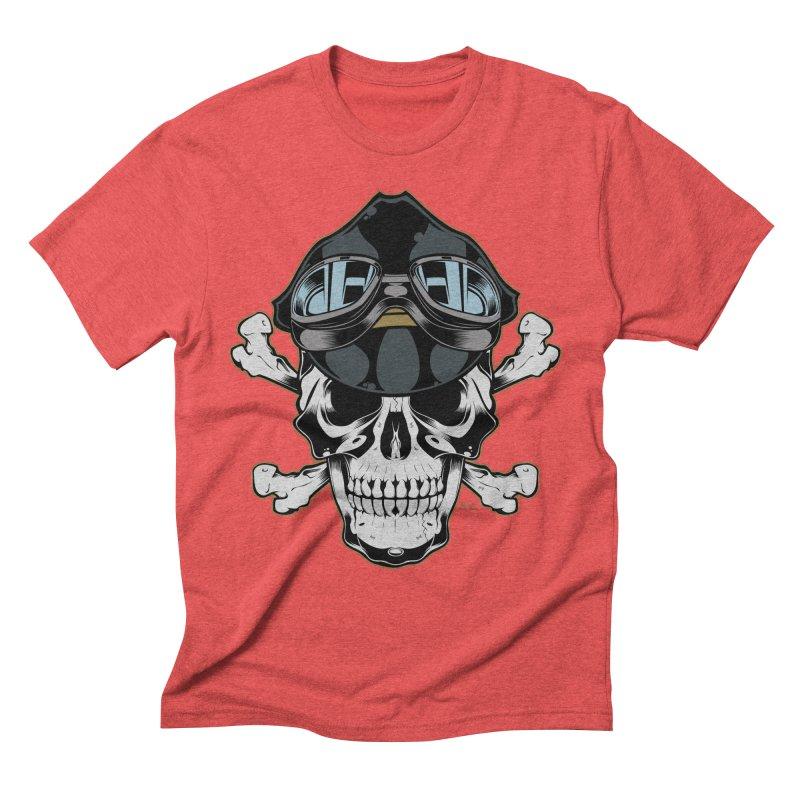 the Rebel Men's Triblend T-shirt by EngineHouse13's Artist Shop