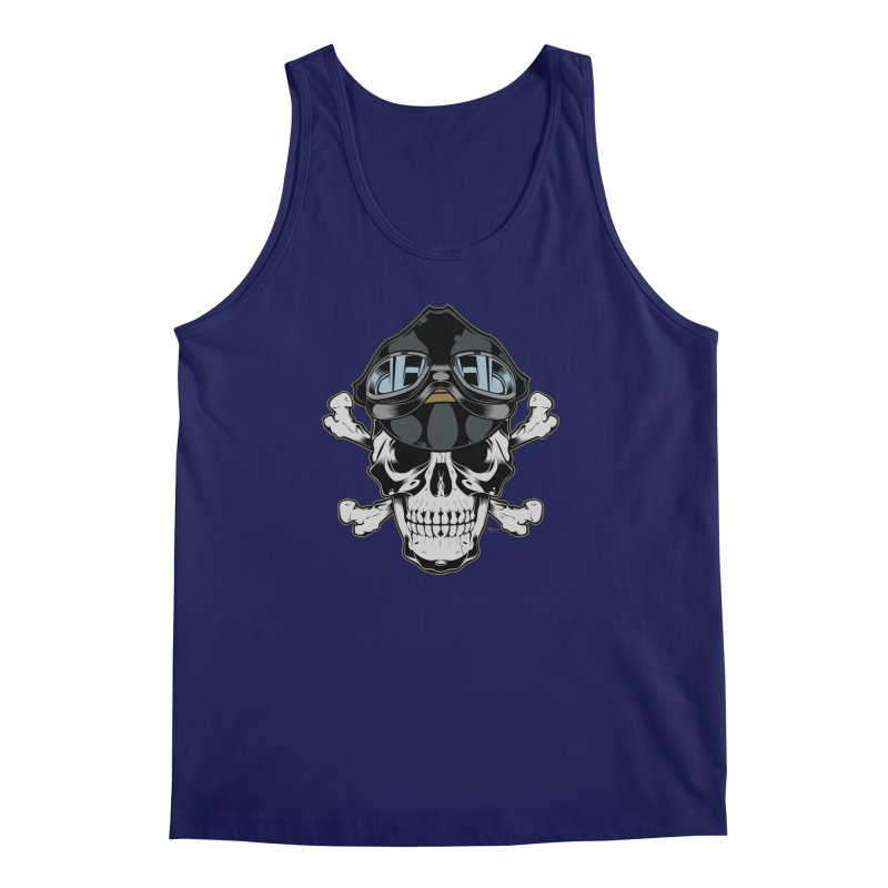 the Rebel Men's Tank by EngineHouse13's Artist Shop