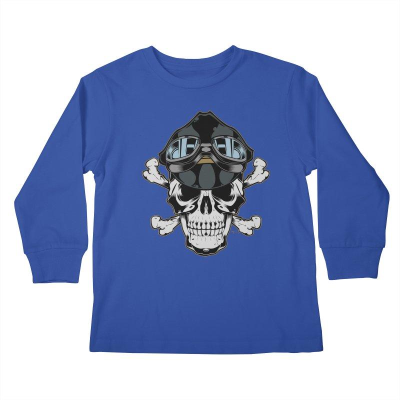 the Rebel Kids Longsleeve T-Shirt by EngineHouse13's Artist Shop
